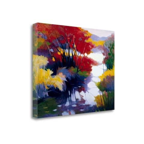 Indian Summer by Tadashi Asoma, Gallery Wrap Canvas