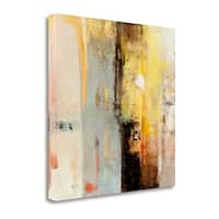 Serie Caminos No. 45 By Ines Benedicto,  Gallery Wrap Canvas - 22 x 22