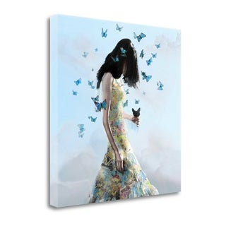 Don't Forget Me By Christopher Cuseo,  Gallery Wrap Canvas