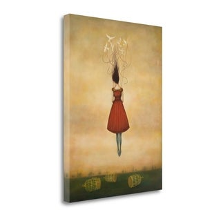 Suspension Of Disbelief By Duy Huynh, Gallery Wrap Canvas