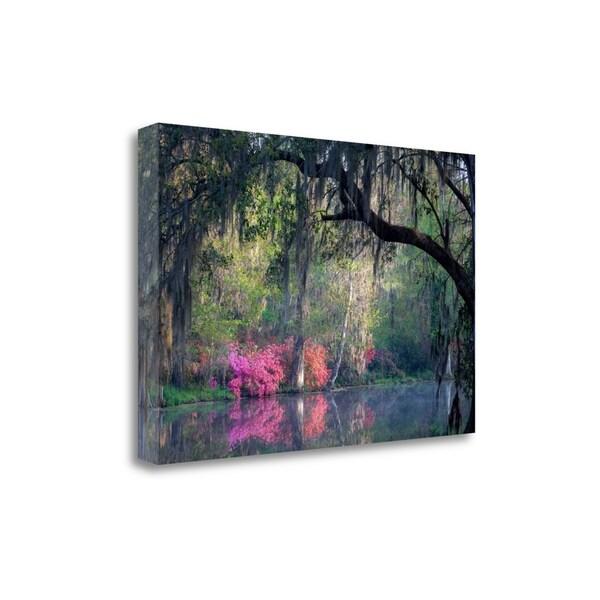 Morning Serenity By H J Herrera Gallery Wrap Canvas