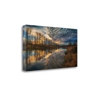Angel Wings By Vladimir Kostka, Gallery Wrap Canvas