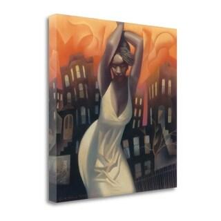 Harlem Heat By Gary Kelley, Gallery Wrap Canvas