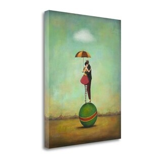 Circus Romance By Duy Huynh, Gallery Wrap Canvas