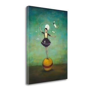 Luna's Circle By Duy Huynh, Gallery Wrap Canvas