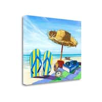 Stranded By Scott Westmoreland,  Gallery Wrap Canvas