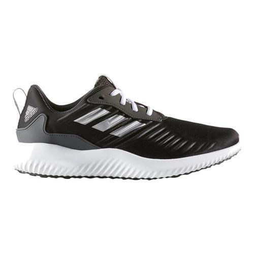 8fcc67023 Shop Men s adidas AlphaBOUNCE RC Running Shoe Core Black FTWR White ...