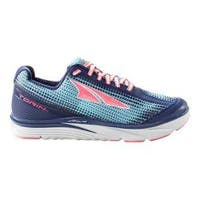 Women's Altra Footwear Torin 3 Road Running Shoe Blue/Coral