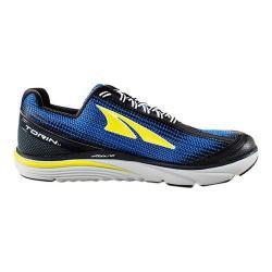Men's Altra Footwear Torin 3 Road Running Shoe Blue/Lime
