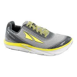 Men's Altra Footwear Torin 3 Road Running Shoe Grey/Lime - Thumbnail 0