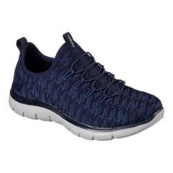 Women's Skechers Flex Appeal 2.0 Insights Walking Sneaker Navy/Blue