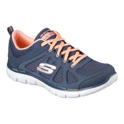 Women's Skechers Flex Appeal 2.0 Simplistic Training Shoe Slate