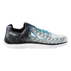 Men's Altra Footwear One V3 Running Shoe Blue/Grey