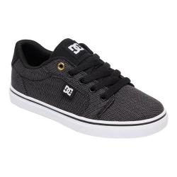 Boys' DC Shoes Anvil TX SE Black/Grey/White