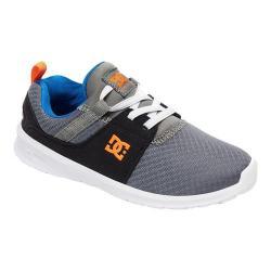 Boys' DC Shoes Heathrow Trainer Grey/Blue