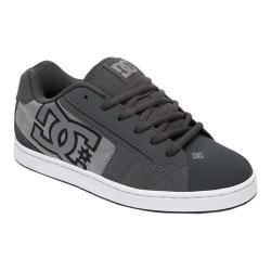 Men's DC Shoes Net SE Skate Shoe Grey Ash