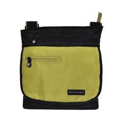 Women's Sherpani Jag Origins Medium RFID Crossbody Bag Green Tea