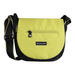 Women's Sherpani Milli Origins RFID Messenger Bag Green Tea