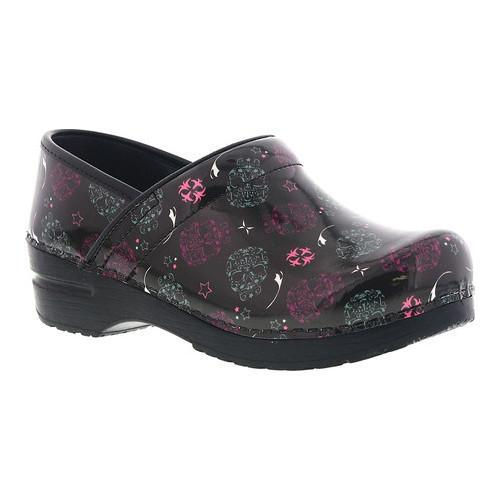 Clothing, Shoes & Accessories Womens Sanita Black Leather Professional Box Clogs Shoes Size 39 Us 8-8.5 ~lqqk~