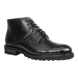 Men's GBX Breccan Chukka Boot Black Leather