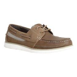 Men's GBX Ennis Boat Shoe Peanut Leather