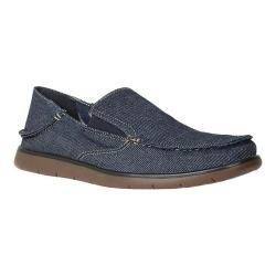 Men's GBX Entro Slip-On Sneaker Blue Denim