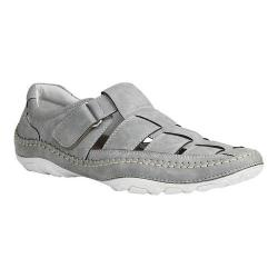 Men's GBX Sentaur Fisherman Sandal Grey Wash Faux Leather