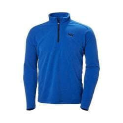Men's Helly Hansen Daybreaker 1/2 Zip Fleece Olympian Blue