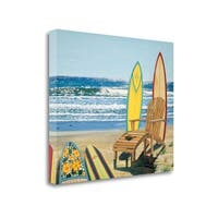 Board Meeting By Scott Westmoreland,  Gallery Wrap Canvas