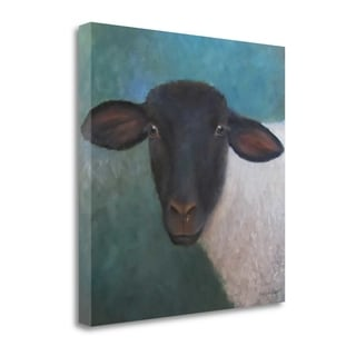 Clyde By Cheri Wollenberg,  Gallery Wrap Canvas