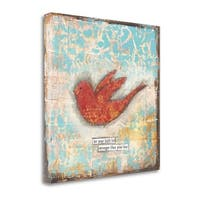 Let Your Faith By Cassandra Cushman,  Gallery Wrap Canvas