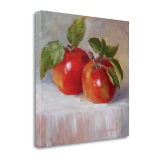 Apples By Cheri Wollenberg,  Gallery Wrap Canvas