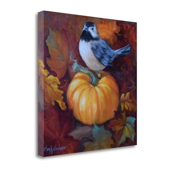 Autumn Still Life II By Cheri Wollenberg, Gallery Wrap Canvas