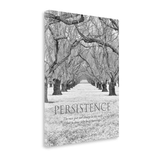 Persistence By Dennis Frates,  Gallery Wrap Canvas