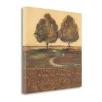 Autumn Duo By Jo Moulton,  Gallery Wrap Canvas
