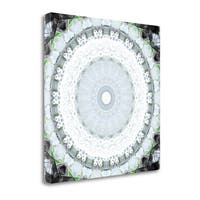 Mandala II By Linda Woods,  Gallery Wrap Canvas