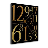 Time By Longfellow Designs,  Gallery Wrap Canvas