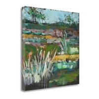 Autumn Carolina Marsh By Pamela J. Wingard,  Gallery Wrap Canvas