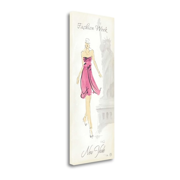 Fashion Lady II By Avery Tillmon,  Gallery Wrap Canvas 30426935