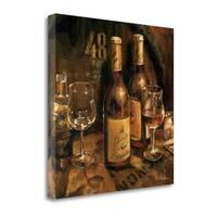 Wine Making By Marilyn Hageman,  Gallery Wrap Canvas