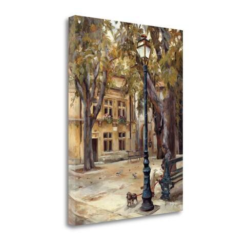 Provence Village II by Marilyn Hageman, Gallery Wrap Canvas