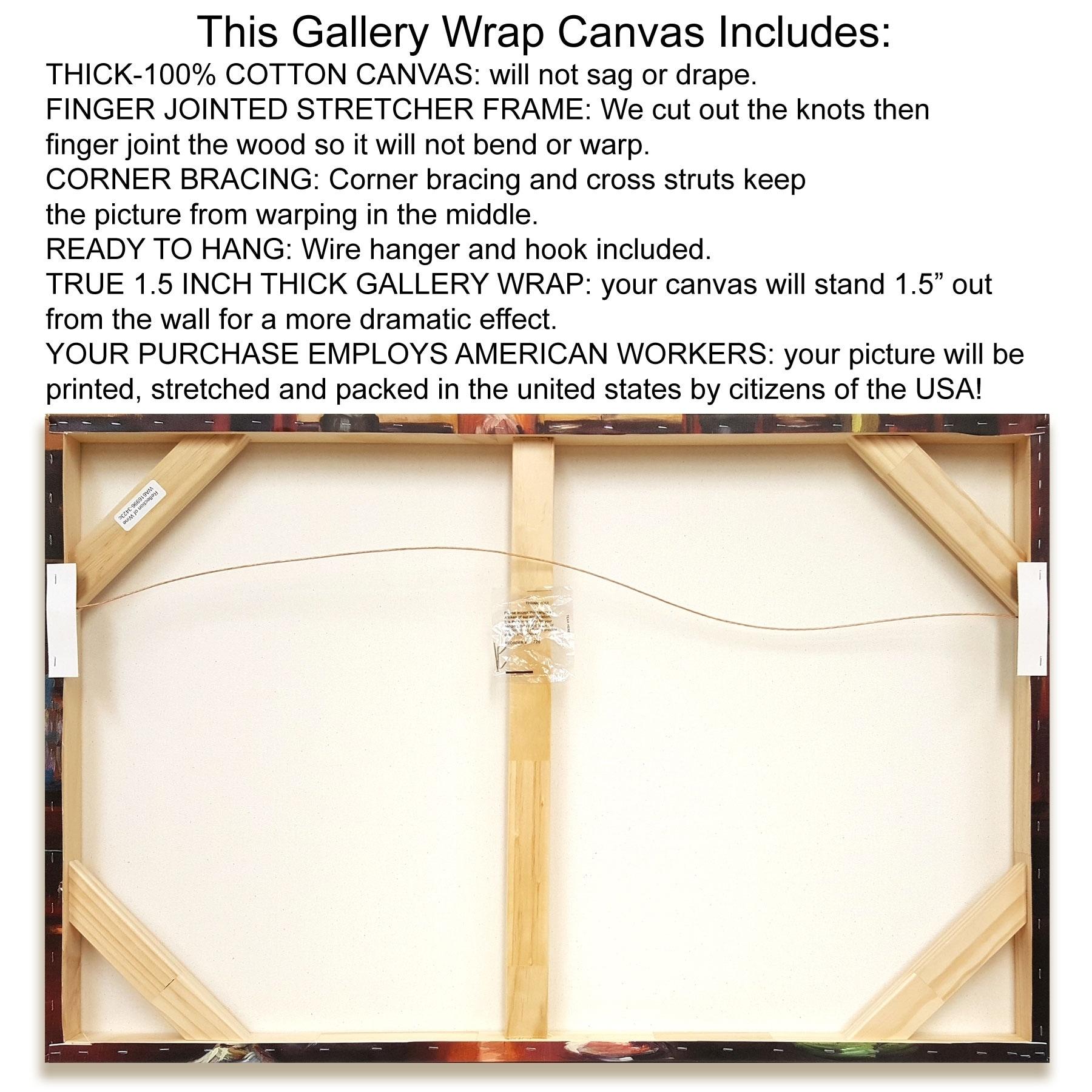 Sunny Abundance Ii By Shirley Novak Gallery Wrap Canvas Overstock 18208066