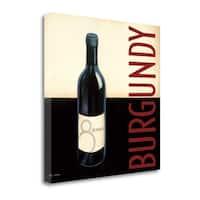 Vin Moderne II By Marco Fabiano,  Gallery Wrap Canvas