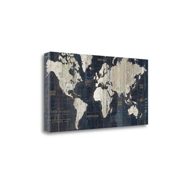 Old world map blue by wild apple portfolio gallery wrap canvas old world map blue by wild apple portfolio gallery wrap canvas publicscrutiny Gallery