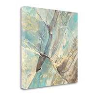 Blue Water II By Albena Hristova,  Gallery Wrap Canvas