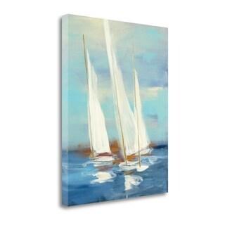 Summer Regatta III By Julia Purinton, Gallery Wrap Canvas