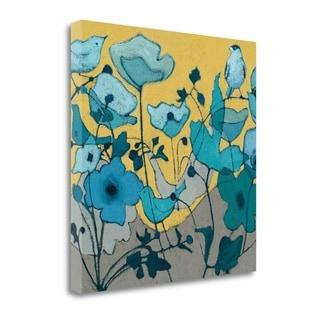 Birdy Birdy By Shirley Novak,  Gallery Wrap Canvas