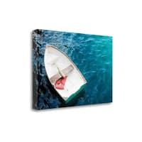 Rowboat I By Elizabeth Urquhart,  Gallery Wrap Canvas