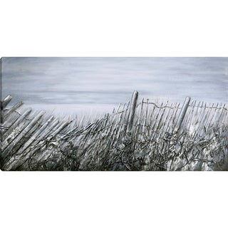 Windy Shores 3D Acrylic Ready-to-hang Painting