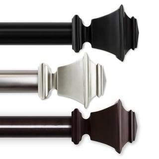"InStyleDesign Schubert 1.5"" Adjustable Curtain Rod"